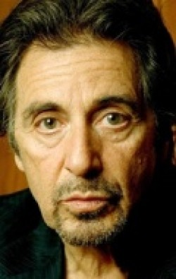 Actor, Director, Writer, Producer Al Pacino, filmography.