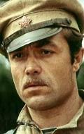 Actor Aleksandr Denisov, filmography.