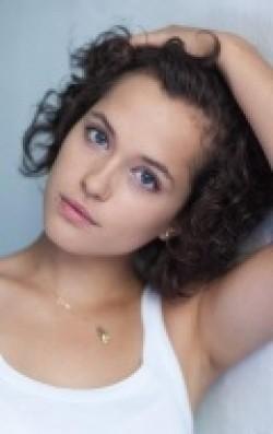 Actress Aleksandra Hamkalo, filmography.