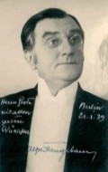 Actor Alfred Neugebauer, filmography.