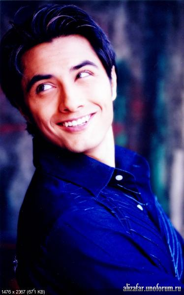Actor, Composer Ali Zafar, filmography.