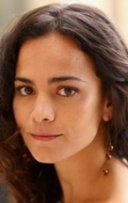 Actress Alice Braga, filmography.