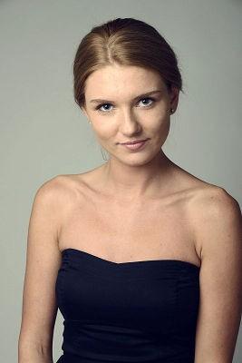 Actress Alyona Speevak-Bichkova, filmography.