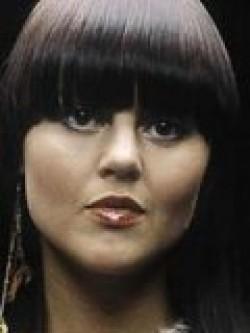 Actress Amber Sainsbury, filmography.