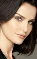 Actress Ana Alexander, filmography.