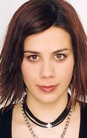 Actress Aneta Langerova, filmography.