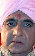 Actor Anjaan Srivastav, filmography.
