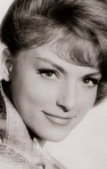 Actress Ann Smyrner, filmography.