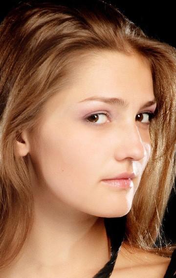 Actress, Voice Anna Trishkina, filmography.