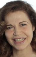 Actress Anna Galiena, filmography.