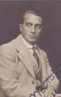 Actor, Producer Aruth Wartan, filmography.