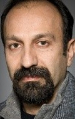 Actor, Director, Writer, Producer, Design Asghar Farhadi, filmography.