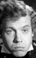 Actor Axel Duberg, filmography.