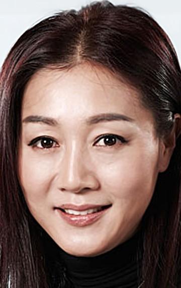 Actress Bang Eun Hee, filmography.