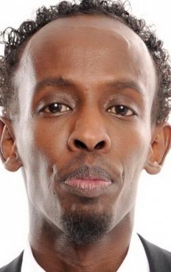 Actor Barkhad Abdi, filmography.