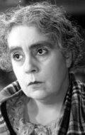 Actress Beryl Mercer, filmography.