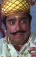 Actor Birbal, filmography.
