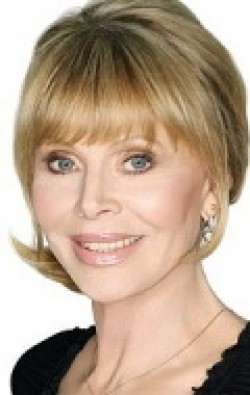 Actress Britt Ekland, filmography.