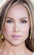 Actress Candice Hillebrand, filmography.