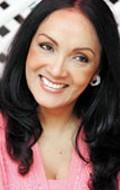 Actress Caridad Canelon, filmography.