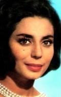Actress Carmela Corren, filmography.
