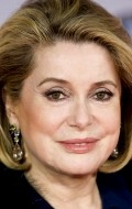 Actress, Producer Catherine Deneuve, filmography.