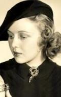 Actress Cecilia Parker, filmography.