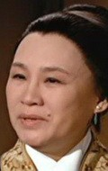 Actress Chen Yanyan, filmography.