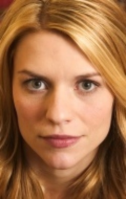 Actress, Producer Claire Danes, filmography.