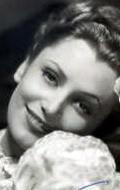 Actress Claude Farell, filmography.