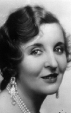 Actress Doris Lloyd, filmography.
