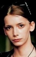 Actress Dorota Nvotova, filmography.