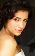 Actress Doroteea Petre, filmography.