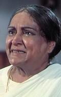 Actress Durga Khote, filmography.