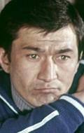 Actor Dzhambul Khudajbergenov, filmography.