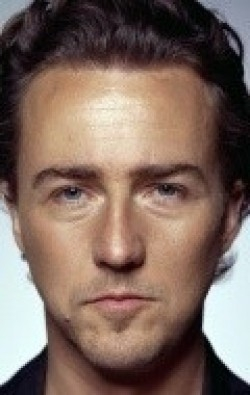 Actor, Director, Producer, Operator, Editor Edward Norton, filmography.