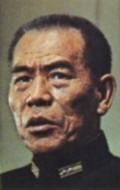 Actor Eijiro Tono, filmography.