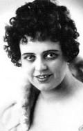 Actress Eine Laine, filmography.