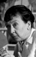 Actress Esma Cannon, filmography.