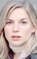 Actress Eva Birthistle, filmography.
