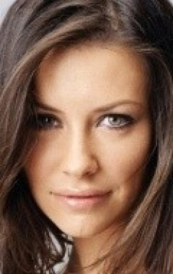 Actress Evangeline Lilly, filmography.