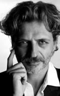 Actor, Director, Writer Fabrizio Bentivoglio, filmography.