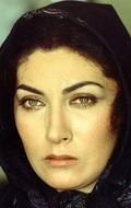 Actress Farimah Farjami, filmography.