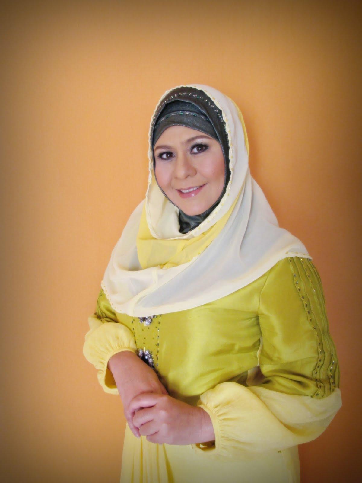 Actress Fauziah Ahmad Daud, filmography.