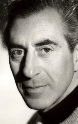 Actor Ferdy Mayne, filmography.