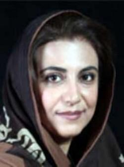 Actress Fereshte Sarabandi, filmography.