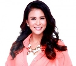Actress Gelli De Belen, filmography.
