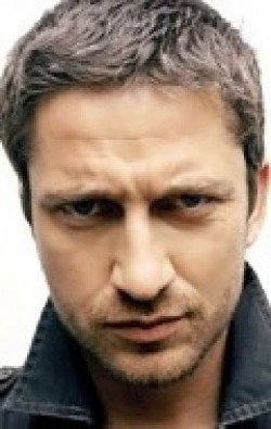 Actor, Producer Gerard Butler, filmography.