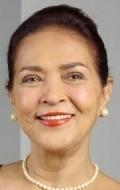 Actress Gina Pareno, filmography.