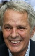 Actor Giuliano Gemma, filmography.